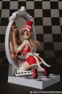 Фигурка Alice in Mirror World Red Dress ver.