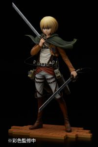 Фигурка Attack on Titan: Armin Arlert 1/8 Complete