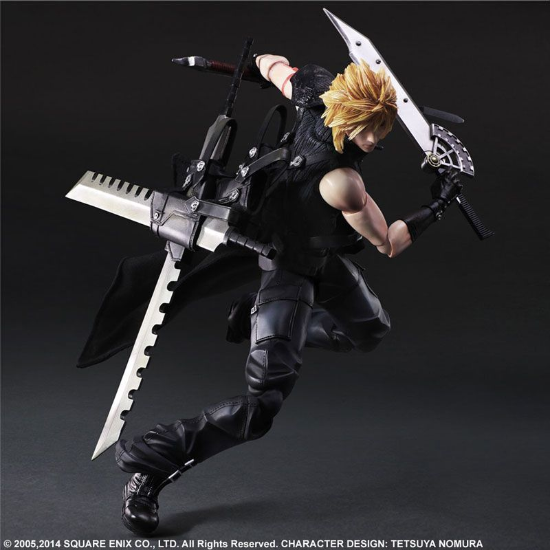 Фигурка Final Fantasy: Cloud Strife