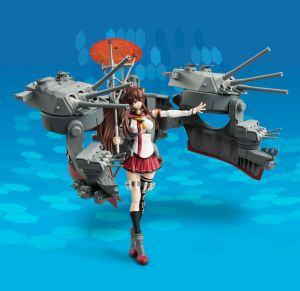 Фигурка Armor Girls Project: Kan Colle Yamato
