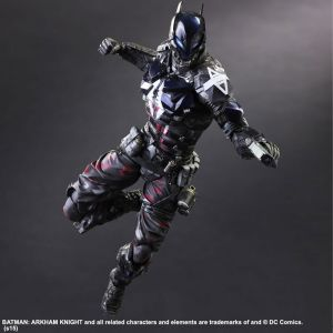 Фигурка Play Arts Kai Batman: Arkham Knight: Arkham Knight