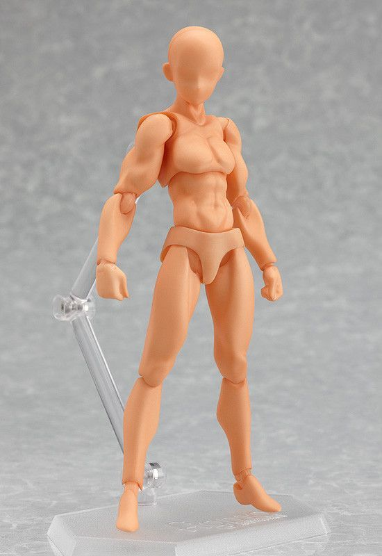 Фигурка figma archetype: he flesh color ver.