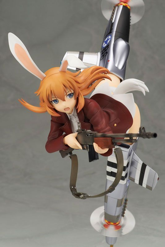 Фигурка Strike Witches: Charlotte E. Yeager Ver.2