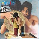 Фигурки One Piece Dramatic Showcase Luffy and Ace