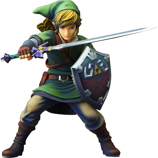 Фигурка The Legend of Zelda: Skyward Sword Link 1/7