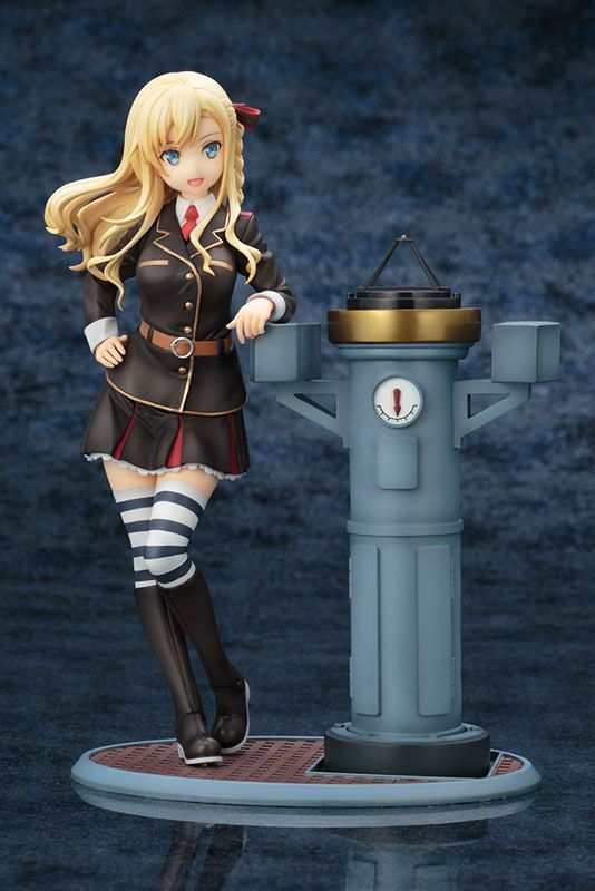 Фигурка High School Fleet - Wilhelmina 1/8