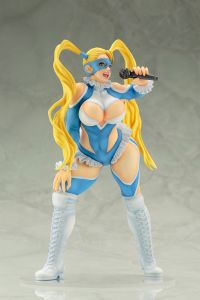 Фигурка Street Fighter Bishoujo - Rainbow Mika 1/7