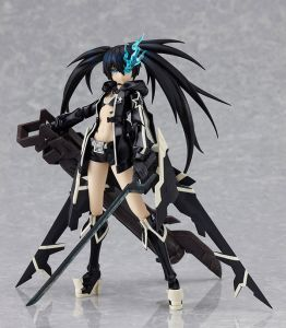 Фигурка Figma Black Rock Shooter Blade Version