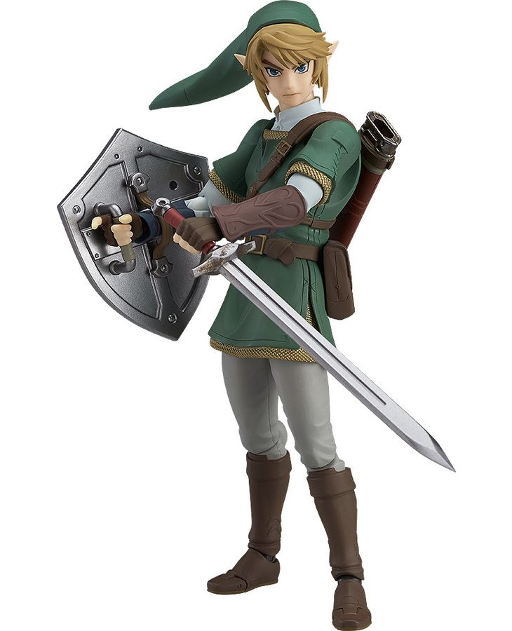 Figma Link Twilight Princess Ver. DX Edition